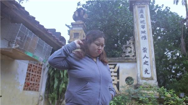 Hương Trinh vào vai cô vợ mập và ham ăn của Vũ Duy Khánh. - Tin sao Viet - Tin tuc sao Viet - Scandal sao Viet - Tin tuc cua Sao - Tin cua Sao