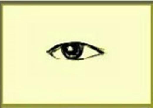 Người sở hữuđôi mắt nhỏ thường có khả năngquan sát rất nhạy bén, suy nghĩ kĩ càng, hành động cẩn thận, luôn có tâm lí tự bảo vệ. Tuy nhiên,nếu mắt quá nhỏ thì phong thái, khí chấtsẽ kém hơn. (Ảnh Internet)
