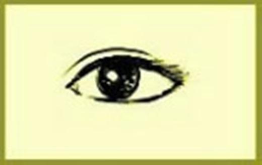 Người có mắt hai mí khá giàu tình cảm nhưng lại thiếu tính nhẫn nại, thiên về cảm tính, thiếu tư duy lí tính, dễ gặp rắc rối về tình cảm, hay bị ghen ghét đố kị, dễ bị áp lực và buồn phiền về phương diện tình cảm.(Ảnh Internet)