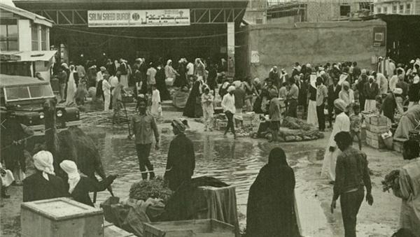 Dubai là một tiểu vương quốc nghèo nàn trước khi tìm thấy dầu mỏ. (Ảnh: Internet)