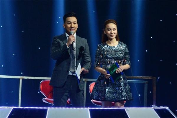 MC Thành Trung và Yến Trang - Tin sao Viet - Tin tuc sao Viet - Scandal sao Viet - Tin tuc cua Sao - Tin cua Sao