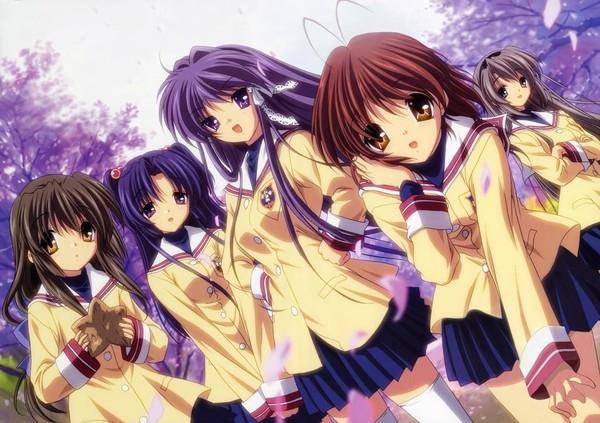 Những nhân vật xinh xắn, đáng yêu trong các phimhoạt hình, truyện tranhđã khiến thanh niên Nhật Bản không muốn sống trong thế giới thực tại. (Ảnh: Internet)
