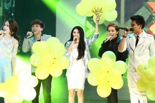 Hồ Ngọc Hà, Đông Nhi mang hit mới khuấy động Yan Vpop 20 Awards 2015 - Tin sao Viet - Tin tuc sao Viet - Scandal sao Viet - Tin tuc cua Sao - Tin cua Sao