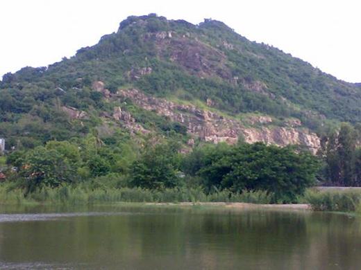 Núi Sam (Ảnh: Internet)