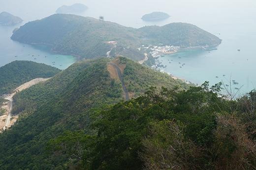 Toàn cảnh Nam Du (Ảnh: Quang Nguyễn)