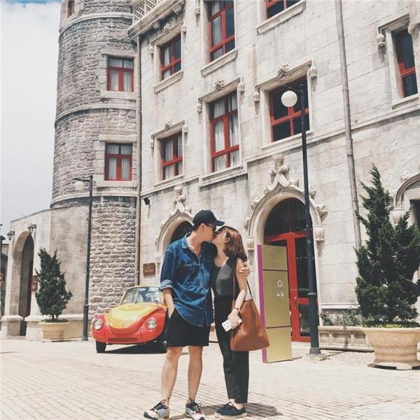 Kiên Hoàng - Heo Mi Nhon: Hạnh phúc lên chức bố mẹ