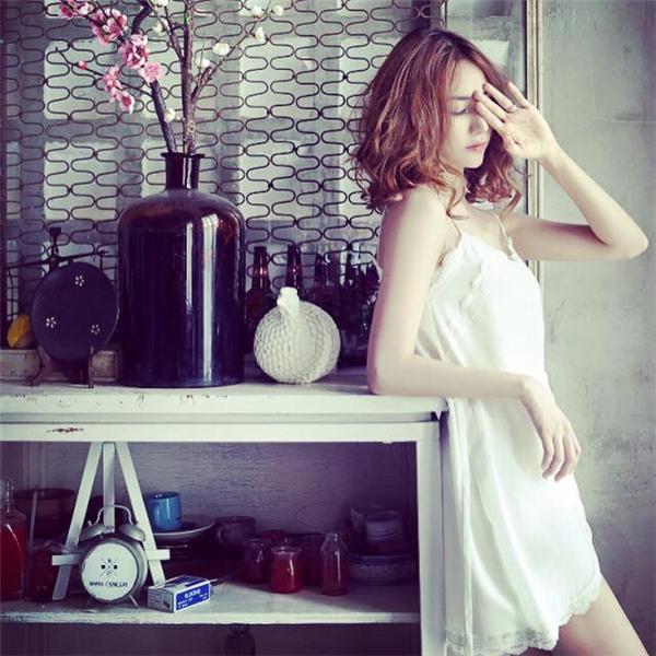 Nữ diễn viên của Ma Dai luôn có tên trong danh sách những mĩ nhân mình hạc xương mai của showbiz Việt. - Tin sao Viet - Tin tuc sao Viet - Scandal sao Viet - Tin tuc cua Sao - Tin cua Sao