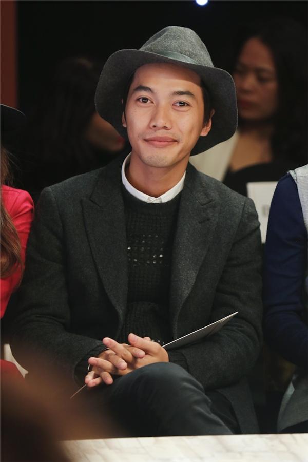 """Hoa hậu Thu Thảo trở thành """"nàng thơ"""" của thí sinh Project Runway"""