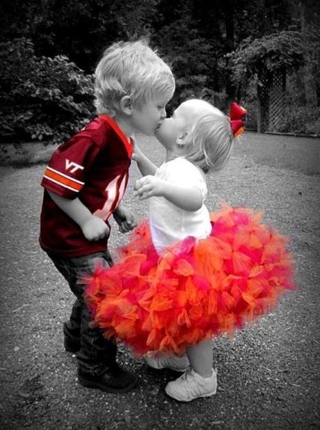 Em gáimãi là nàng công chúa của trong lòng anh! (Ảnh: Internet)