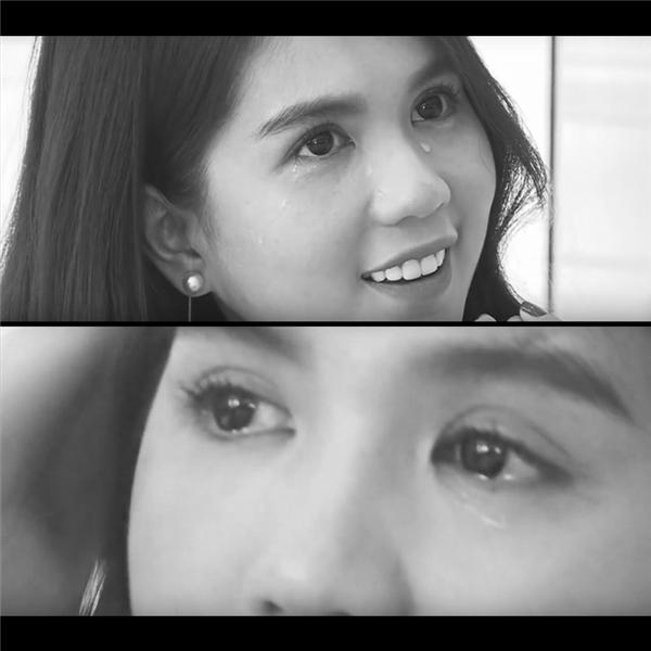 Ngọc Trinh đã khóc khi nói về ước mơ làm vợ, làm mẹ. (Ảnh: Internet) - Tin sao Viet - Tin tuc sao Viet - Scandal sao Viet - Tin tuc cua Sao - Tin cua Sao