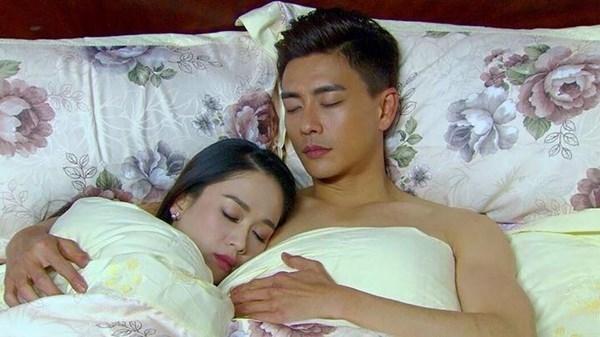 Những cảnh nóng gây bão trên màn ảnh Hoa ngữ 2015