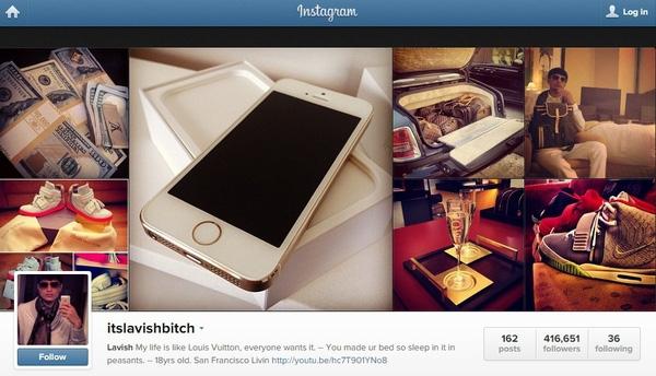 10 con nhà giàu nổi tiếng nhất Instagram vì độ chịu chơi và tài sản khổng lồ