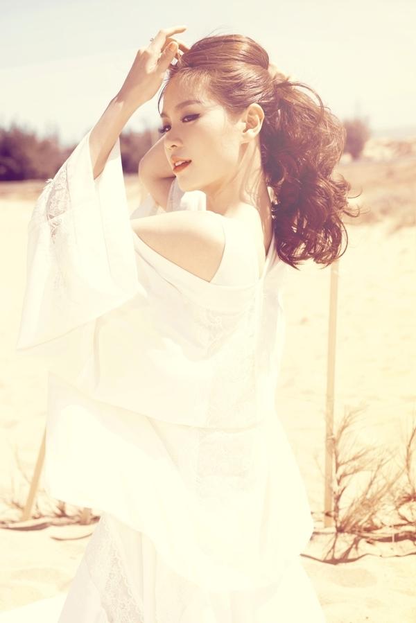 Diễm Trang là một trong số ít người đẹp của V-biz được đánh giá là có nhan sắc trong sáng thuần Việt tự nhiên. - Tin sao Viet - Tin tuc sao Viet - Scandal sao Viet - Tin tuc cua Sao - Tin cua Sao