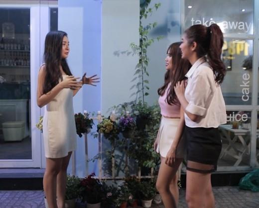 Sĩ Thanh và Đàm Phương Linh còn phải đến gặp một cô gái bí ẩn để nhận một nhiệm vụ đặc biệt khó khăn. Đó là gì? - Tin sao Viet - Tin tuc sao Viet - Scandal sao Viet - Tin tuc cua Sao - Tin cua Sao