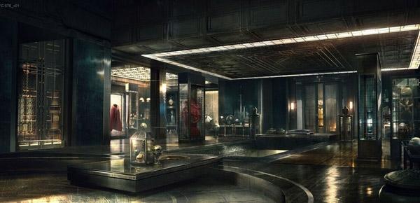 Cận cảnh nơi Dr. Strange cư ngụ. (Ảnh: Internet)