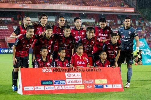 SCG MuangThong United – đội bóng hàng đầu Thai Premier League sẽ đối đầu với Becamex Bình Dương.