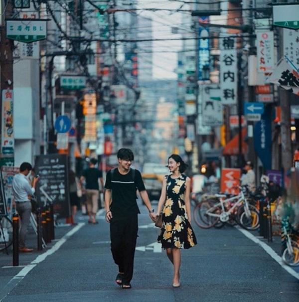 """""""Cả thế giới phát hờn"""" với những cặp siêu đẹp đôi châu Á"""