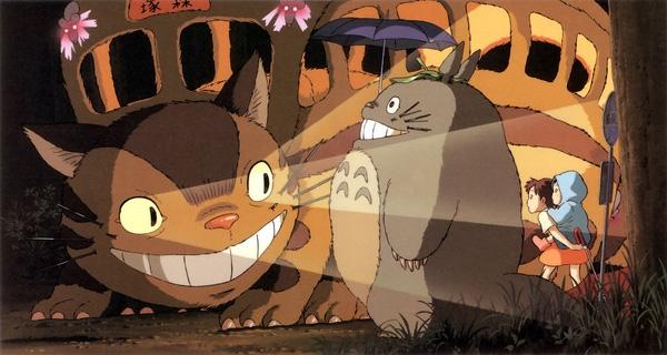 """5. """"Hàng xóm của tôi là Totoro"""" có thể coi là một trong những phim hoạt hình lớn đầu tiên của Hayao Miyazaki."""