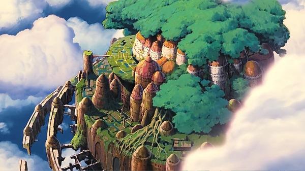 """7. Cái tên Laputa được đặt theo tên của hòn đảo bay Laputa trong tiểu thuyết """"Những chuyến du hành của Gulliver"""" của tác giả Jonathan Swift."""