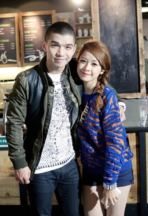 Chi Pu và Cường Seven từng là cặp đôi được nhiều người ngưỡng mộ vì tình cảm chân thành và đáng yêu. (Ảnh:Internet)