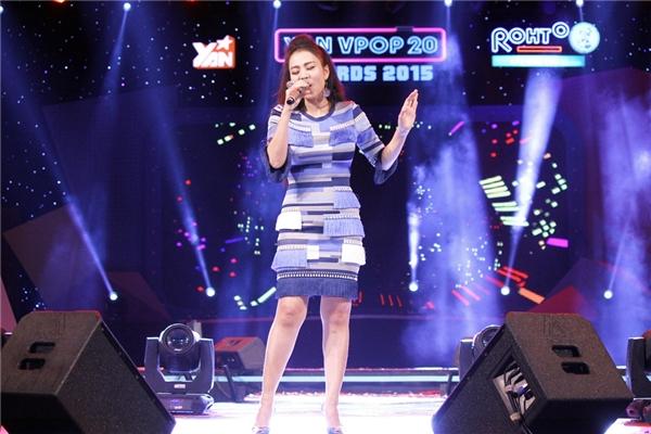Thu Minh khoe giọng hát khủng khiến Đông Nhi đứng ngồi không yên - Tin sao Viet - Tin tuc sao Viet - Scandal sao Viet - Tin tuc cua Sao - Tin cua Sao