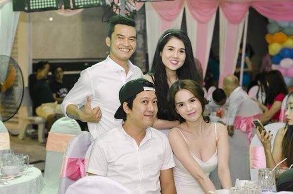 Trường Giang xuất hiện trong nhiều bữa tiệc của gia đình Ngọc Trinh - Tin sao Viet - Tin tuc sao Viet - Scandal sao Viet - Tin tuc cua Sao - Tin cua Sao