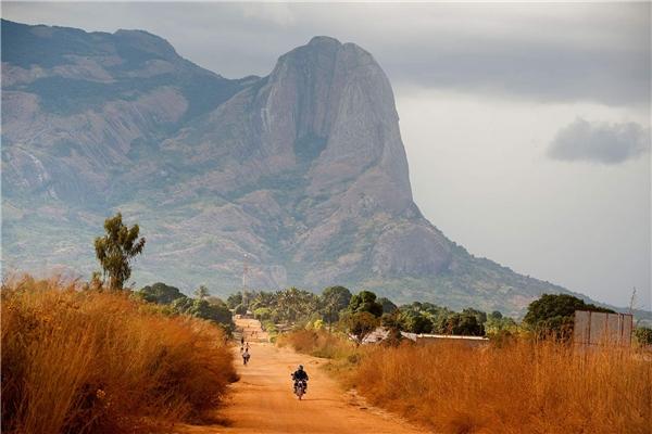 Mozambique ở châu Phi được xếp hạng thứ 6.Ảnh:New York Times