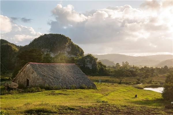 Những đồi núi lửa ở thung lũng Viñales nằm ở vị trí thứ 10.Ảnh:New York Times