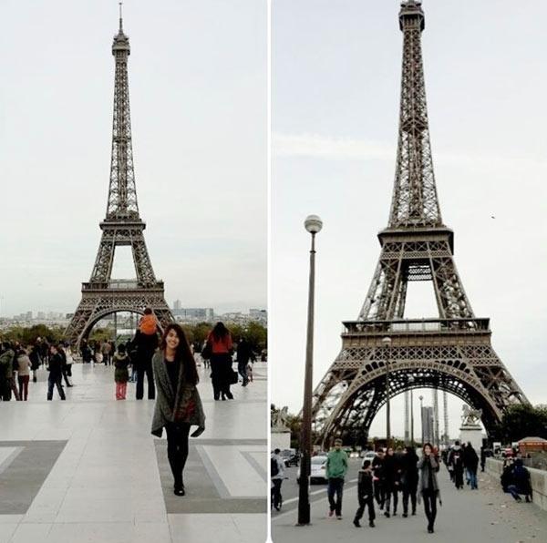 Nếu để ý, người hâm mộ sẽ nhận thấy Ngọc Thảo liên tục ra nước ngoài. Kỳ nghỉ hè của Thảo vừa qua như chuyến du lịch vòng quanh thế giới khi đặt chân đến nhiều nước.