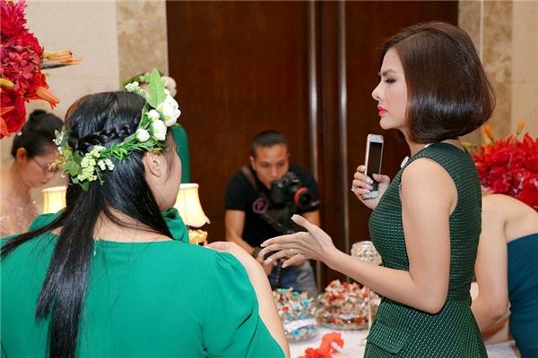 Nữ diễn viên Thiên mệnh anh hùngtất bật tự tay chuẩn bị cho đám cưới. - Tin sao Viet - Tin tuc sao Viet - Scandal sao Viet - Tin tuc cua Sao - Tin cua Sao