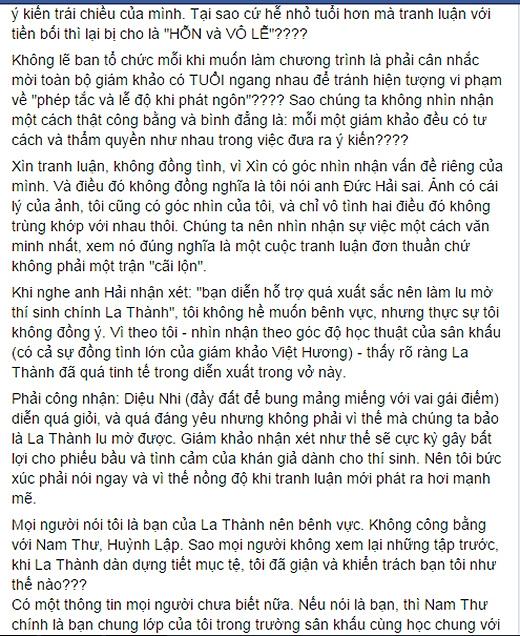 Trấn Thành lần đầu lên tiếng về xích mích với NSƯT Đức Hải - Tin sao Viet - Tin tuc sao Viet - Scandal sao Viet - Tin tuc cua Sao - Tin cua Sao