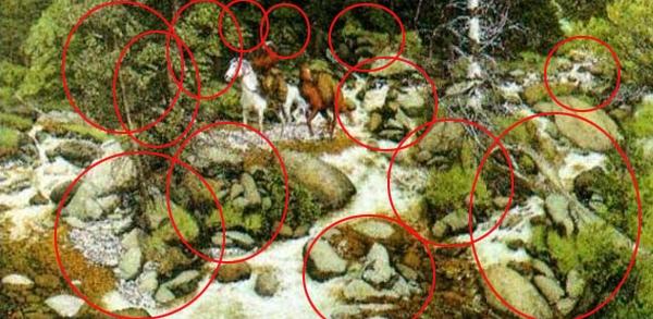 1. Chúng ta có tất cả 13 khuôn mặt nhé. (Ảnh: Internet)