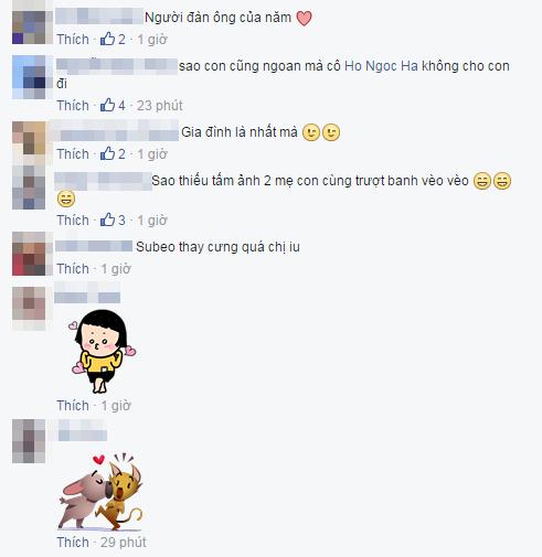 Hầu hết bình luận của fan đều là những lời khen ngợi hết mực cho sự đáng yêu của Subeo. - Tin sao Viet - Tin tuc sao Viet - Scandal sao Viet - Tin tuc cua Sao - Tin cua Sao