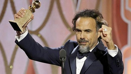 Đạo diễnAlejandro G. Iñárritu(Ảnh: Paul Drinkwater)