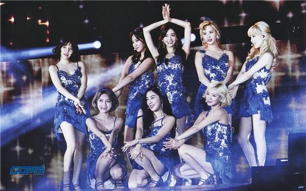 Top 3 nhóm nữ Kpop: SNSD vẫn là tường thành khó vượt qua