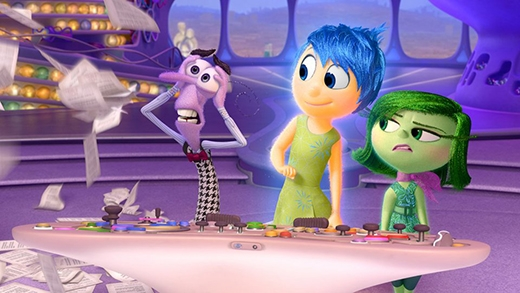 Inside Out (Ảnh: Disney)