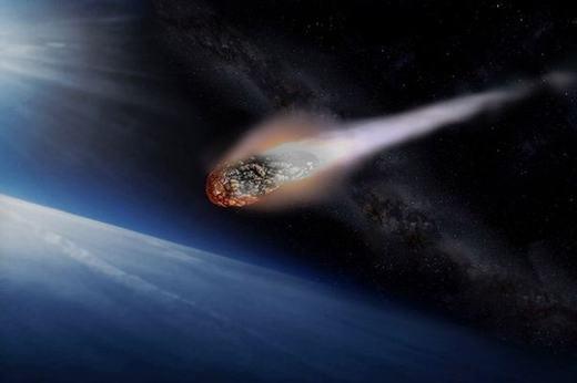 Apophis đang trên đường tới Trái đất. (Ảnh minh họa: Internet)