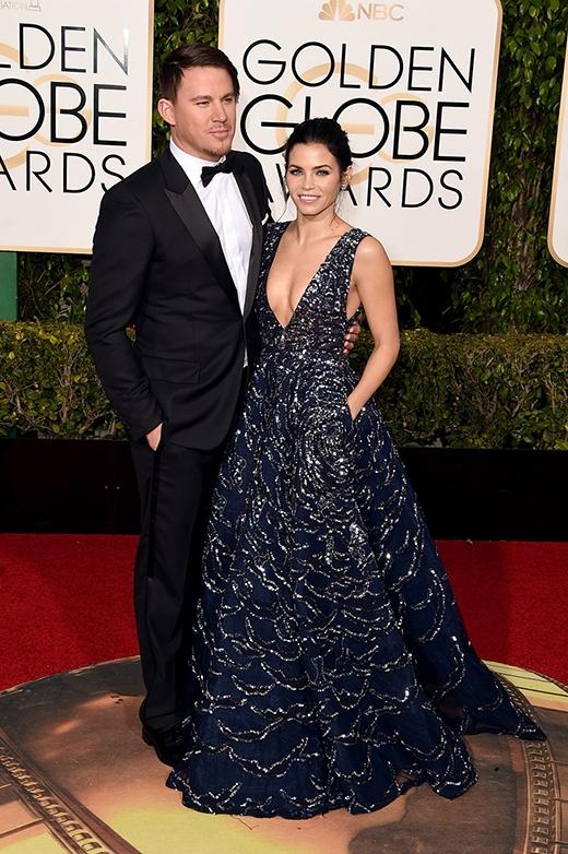 Channing Tatum và Jenna Dewan Tatum (Ảnh: Getty Images)