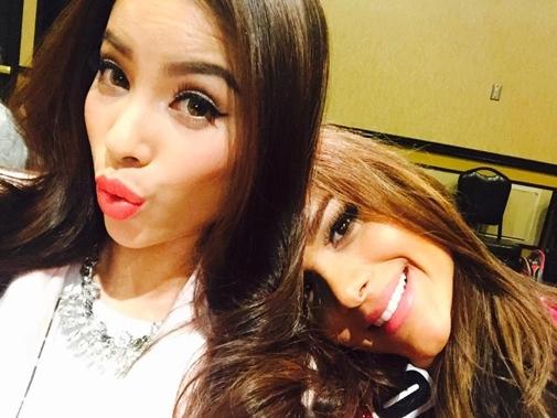 Hoa hậu Dominica đăng status nhớ nhung Phạm Hương khiến fan phát cuồng - Tin sao Viet - Tin tuc sao Viet - Scandal sao Viet - Tin tuc cua Sao - Tin cua Sao