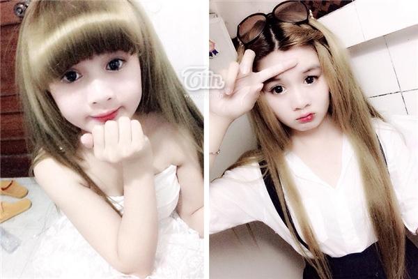 Trang cá nhân của Tuyết Mai hiện có hơn 300 ngàn người theo dõi - một con số khủng với cô gái không dấn thân vào showbiz hay sử dụng chiêu trò.