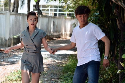 Minh Quốc sẵn lòng giúp đỡ Hà My ngay lần đầu tiên gặp mặt.
