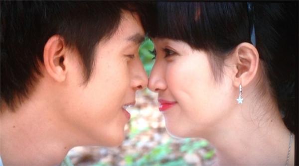 Hòa Hiệp và Quỳnh Lam là cặp đôi trong phim. - Tin sao Viet - Tin tuc sao Viet - Scandal sao Viet - Tin tuc cua Sao - Tin cua Sao