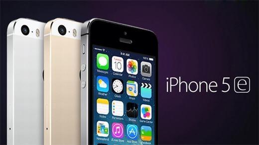 Sẽ có thêm iPhone 5e? (Ảnh: Internet)