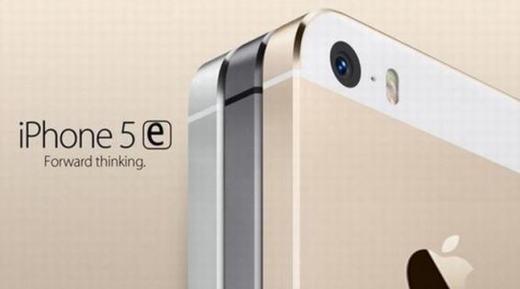 iPhone 5e có một số thay đổi nhỏ so với 5s và 5c. (Ảnh: Internet)