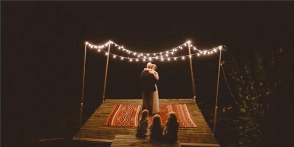 Những bức ảnh cưới khiến thế giới si mê suốt năm 2015