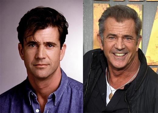 Mel Gibsonchiếm trọn trái tim của bao thiếu nữ thời ấy qua những bộ phim tình cảm lãng mạn.(Ảnh: Internet)
