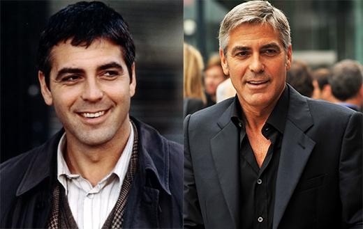 George Clooneyở tuổi54 ngoài mái tóc đã ngả màu ra thì dường như không có gì khác biệt.(Ảnh: Internet)