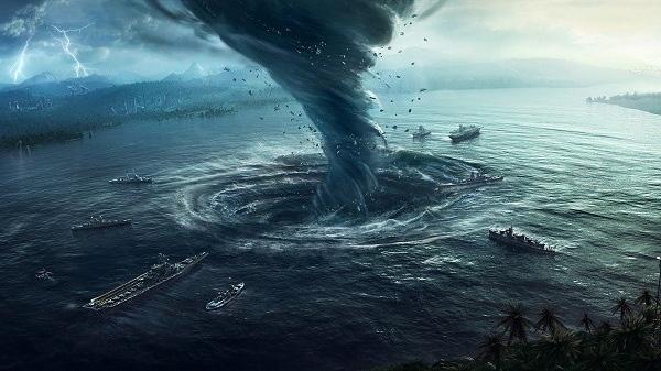 Tam giác quỷ Bermuda nằm ở phía Tây Đại Tây Dương, nổi tiếng với những vụ mất tích bí ẩn của tàu bè, máy bay mà đến nay người ta vẫn chưa tìm ra nguyên nhân.