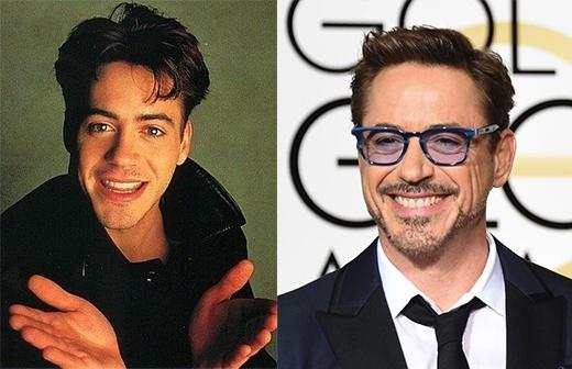 Robert Downey Juniorở tuổi50 tuổivẫn giữ được phong thái hào hoa, sang trọng và óc hài hước hiếm thấy.(Ảnh: Internet)
