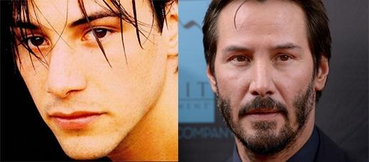 Keanu Reevescũng là một trong nhữnghiện tượng khuynh đảo người hâm mộ nhờ vẻ đẹp ngày càng cuốn hút.(Ảnh: Internet)